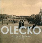 Okładka książki: Olecko. Historia w stu ilustracjach