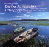 Okładka książki: Die vier Jahreszeiten in Ermland und Masuren