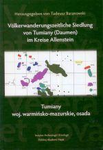 Okładka książki: Völkerwanderungszeitliche Siedlung von Tumiany (Daumen) im Kreise Allenstein