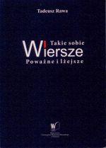 Okładka książki: Wiersze