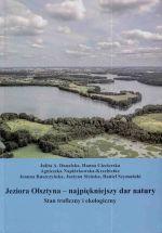 Okładka książki: Jeziora Olsztyna - najpiękniejszy dar natury