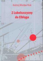 Okładka książki: Z Lubelszczyzny do Elbląga
