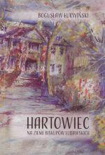 Okładka książki: Hartowiec na ziemi biskupów lubawskich