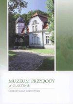 Okładka książki: Muzeum Przyrody w Olsztynie