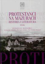 Okładka książki: Protestanci na Mazurach