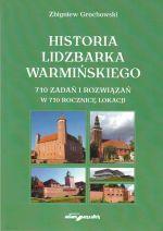 Okładka książki: Historia Lidzbarka Warmińskiego