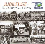 Okładka książki: Jubileusz Granicy Kętrzyn