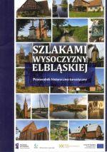 Okładka książki: Along the routes of The Elbląg Upland