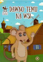 Okładka książki: Dawno temu na wsi