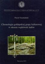 Okładka książki: Chronologia gołdapskiej grupy kulturowej w okresie wędrówek ludów