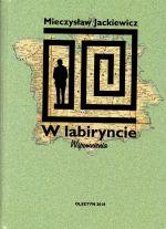 Okładka książki: W labiryncie