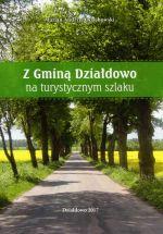 Okładka książki: Z Gminą Działdowo na turystycznym szlaku