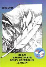 Okładka książki: Bartoszycka Grupa Literacka