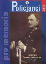 Okładka książki: Historyczne biogramy policyjne