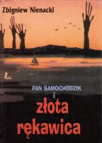 Okładka książki: Pan Samochodzik i złota rękawica