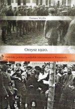 Okładka książki: Orzysz 1920