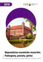 Okładka książki: Województwo warmińsko-mazurskie 2018