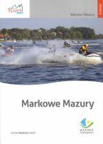 Okładka książki: Markowe Mazury. - Olsztyn