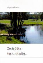 Okładka książki: Ze źródła tęsknot piję...