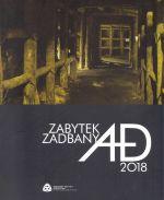 Okładka książki: Zabytek Zadbany A.D. 2018