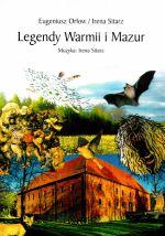 Okładka książki: Legendy Warmii i Mazur