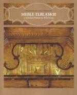 Okładka książki: Meble elbląskie z kolekcji Edwarda Parzycha