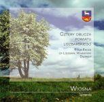 Okładka książki: Cztery oblicza powiatu lidzbarskiego