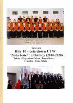 Okładka książki: Hity dziesięciolecia Chóru UTW
