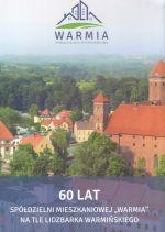 Okładka książki: [Sześćdziesiąt] 60 lat Spółdzielni Mieszkaniowej