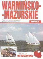 Okładka książki: Warmińsko-mazurskie innowacje