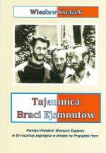 Okładka książki: Tajemnica braci Ejsmontów