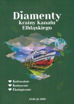 Okładka książki: Diamenty Krainy Kanału Elbląskiego