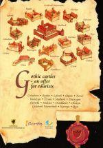 Okładka książki: Gothic castles