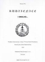 Okładka książki: Rudzienice i okolice...