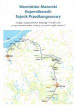 Okładka książki: Warmińsko-Mazurski Kopernikowski Sejmik Przedkongresowy