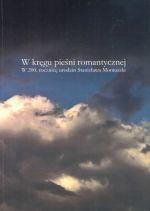 Okładka książki: W kręgu pieśni romantycznej