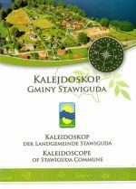 Okładka książki: Kalejdoskop Gminy Stawiguda