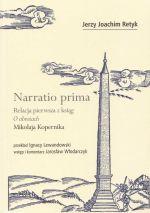 Okładka książki: Narratio prima
