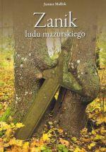 Okładka książki: Zanik ludu mazurskiego