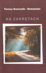 Okładka książki: Na zakrętach