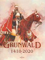 Okładka książki: Grunwald 1410-2020. - Olsztyn