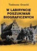 Okładka książki: W labiryncie poszukiwań biograficznych