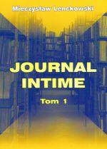 Okładka książki: Journal intime. T. 1