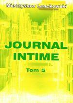 Okładka książki: Journal intime. T. 3