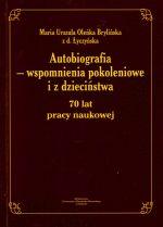 Okładka książki: Autobiografia