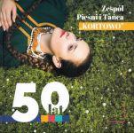 Okładka książki: [Pięćdziesiąt] 50 lat Zespół Pieśni i Tańca