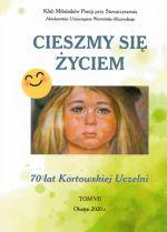Okładka książki: Cieszmy się życiem. T. 7
