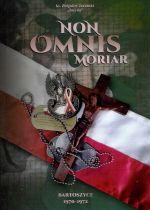 Okładka książki: Non omnis moriar