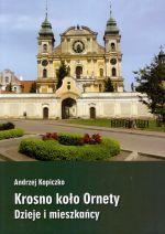 Okładka książki: Krosno koło Ornety