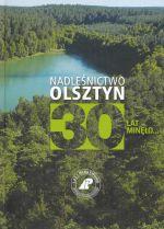 Okładka książki: Nadleśnictwo Olsztyn